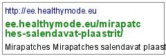 http://ee.healthymode.eu/mirapatches-salendavat-plaastrit/
